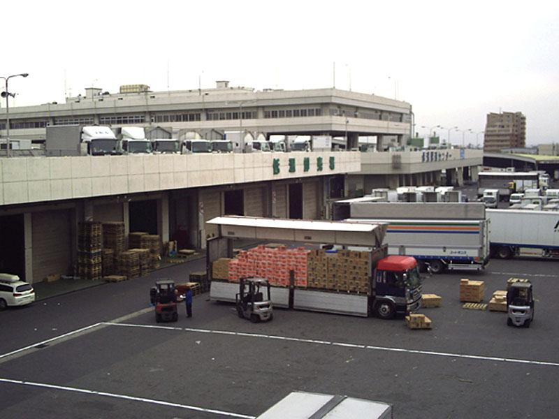 名古屋・中央卸売市場