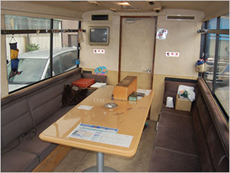 即対応可能な移動配車センター